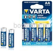 Батарейка VARTA High Energy LR06 BL4 (AA)
