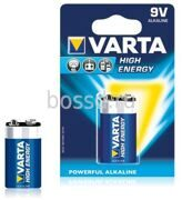 Батарейка VARTA High Energy 6LR61 BL1 (крона)